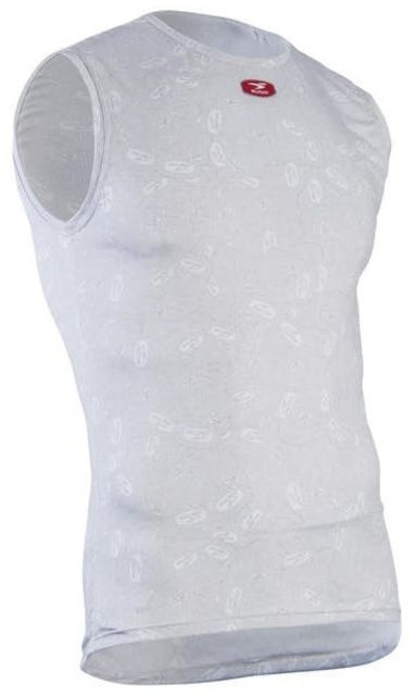 Sugoi RS Sleeveless Base Layer -White  2XL