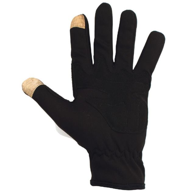 Azur L20 Full Finger Gloves -Black  XS