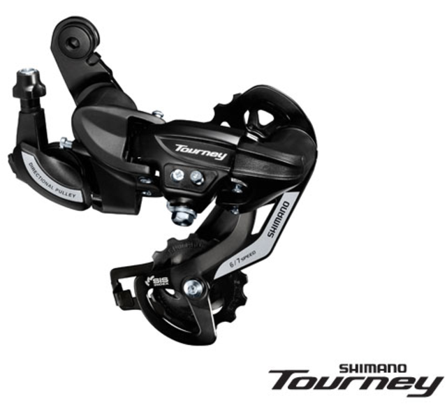 6/7s Shimano Tourney TY500D-01
