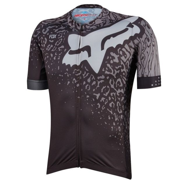 Fox Ascent Comp Jersey - Charcoal
