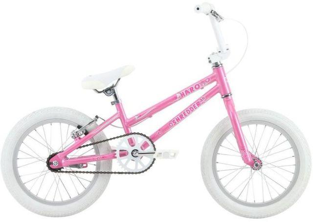 """16"""" Haro Shredder Girls - Pink"""