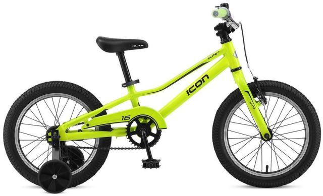 "16"" XDS Icon X-Lite Boys - Lime Green"