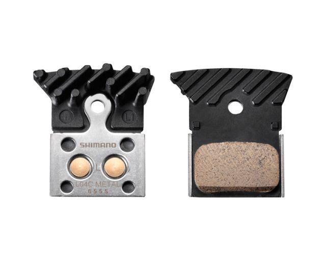 Shimano L04C Road Hydraulic Disc Pads (Y8N398040)