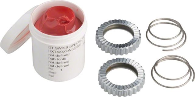DT Service Kit - 36T star racket and grease