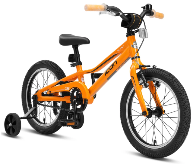"16"" XDS X-Lite Icon Boys - Orange"