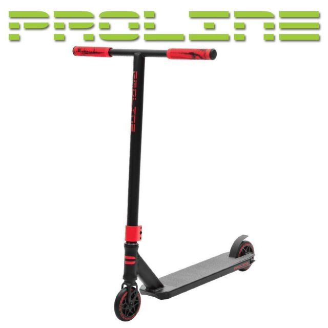 Proline L2 Series Neo Scooter Black/Red