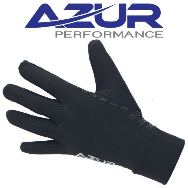 Azur L10 Full Finger Gloves -Black  S