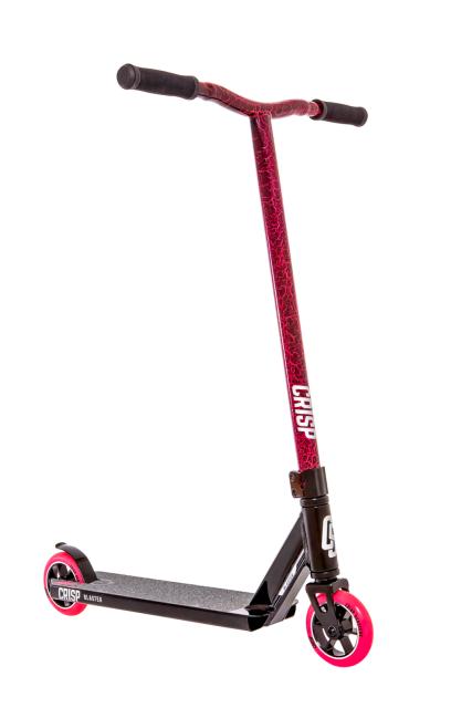 Crisp Blaster Scooter Black/Pink-10
