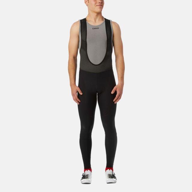 Giro Chrono Expert Thermal Mens Bib Tights - Black