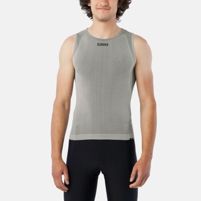 Giro Chrono Mens Base Layer - Grey