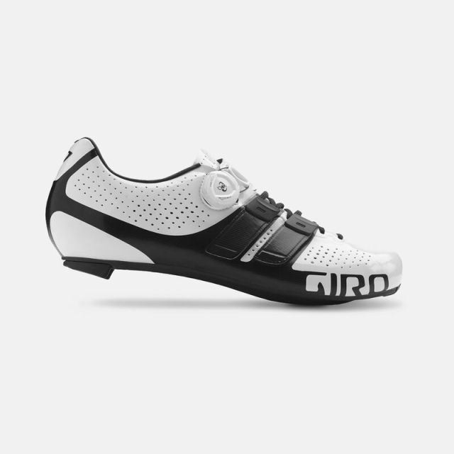 Giro Factor Techlace Mens Shoe - White