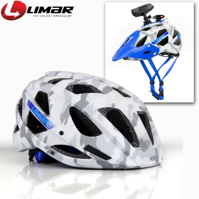 Limar 949DR Camo Blue 1