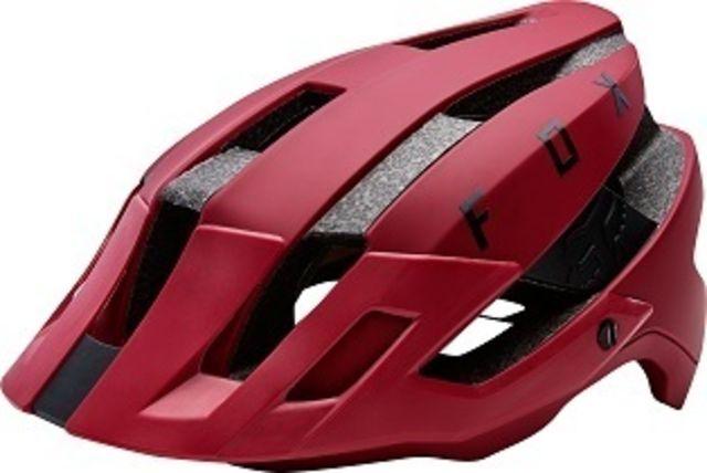 Fox Flux 2.0 MIPS Helmet 2018 -Dark Red  L/XL