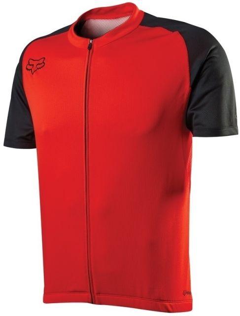 Fox Aircool Short Sleeve Jersey 2015