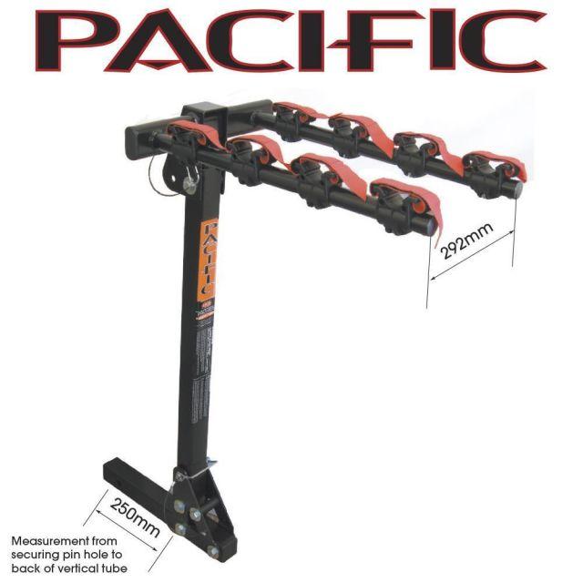 Carrier Pacific Tilt Square 4 Bike Hitch