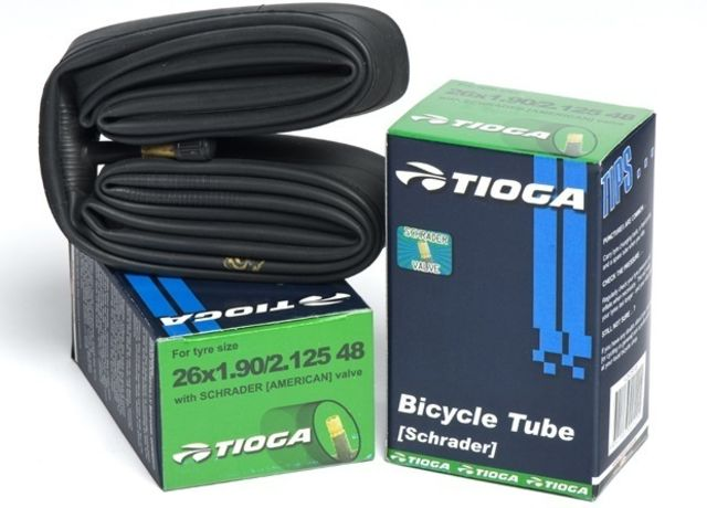 Tioga 26 x 1.90-2.125 Tube Car Valve 48mm