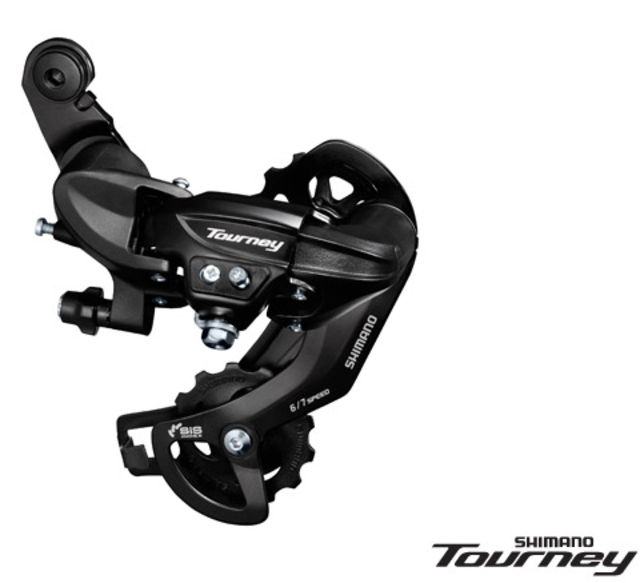 6/7s Shimano Tourney TY300D-01
