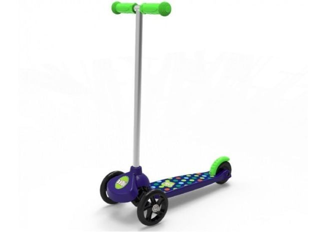 Balbi Junior 3 Wheel Scooter