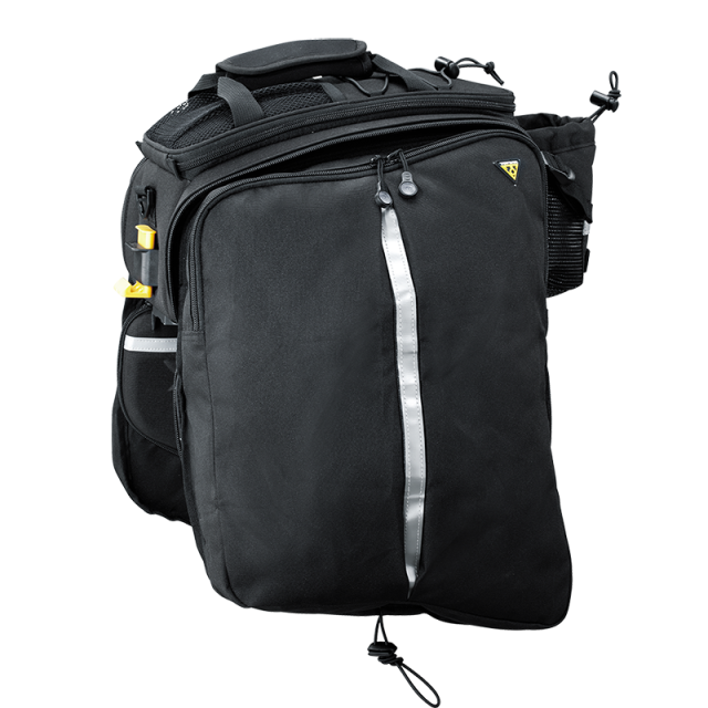 Topeak MTX TrunkBag EXP Rack Top Bag - Black