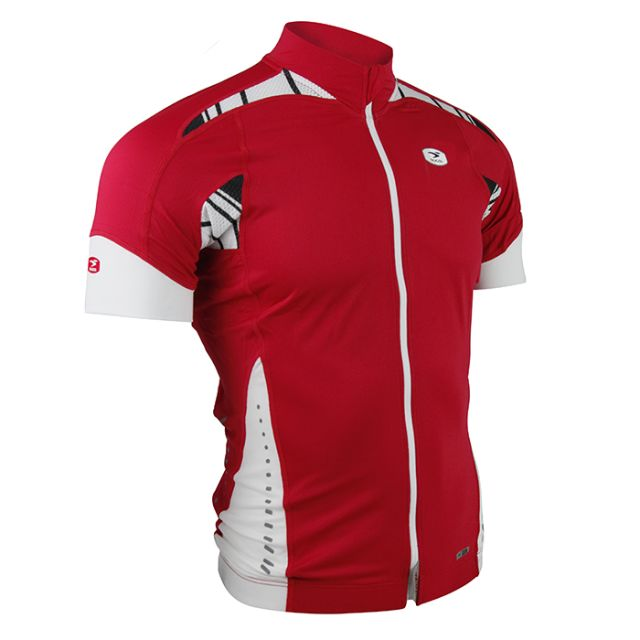 Sugoi RS Jersey - Red/White