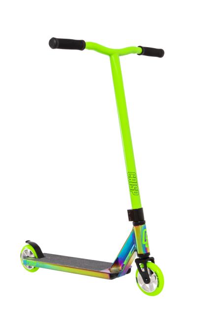 Crisp Surge Scooter CCP/Green-10