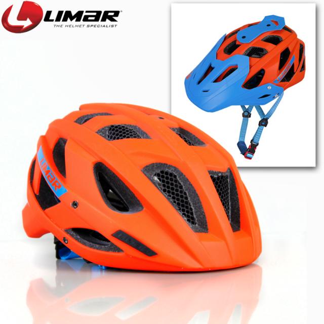 Limar 949DR Orange Blue 1