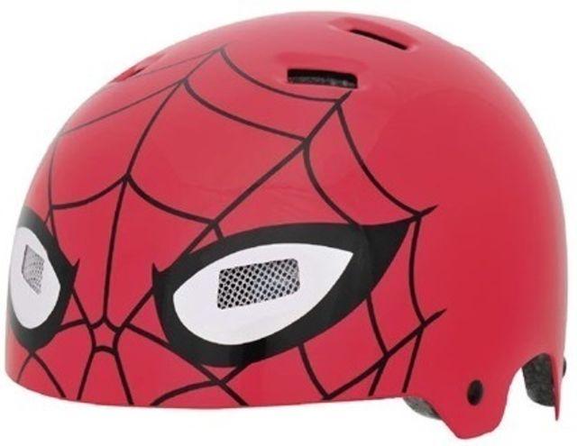 Azur Licensed Kids Helmet - Spiderman