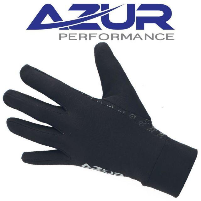 Azur L10 Full Finger Gloves -Black  S