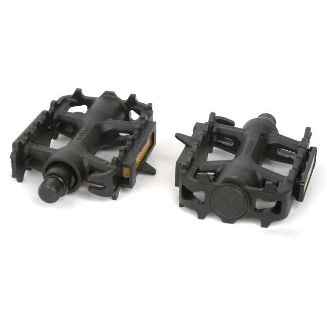 Bikecorp Plastic 9/16 MTB Pedals