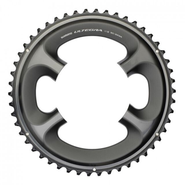 Shimano Ultegra 6800 11-Speed 50T 130pcd Chainring