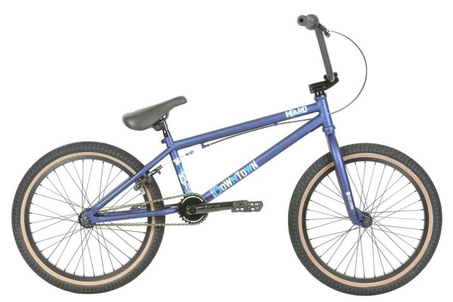Haro Downtown DLX - Blue