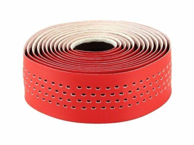 Ravx Fiber Wrap Handlebar Tape Red