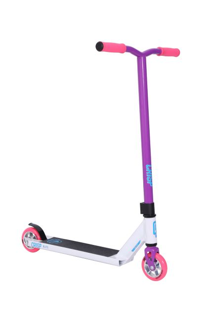 Crisp Blitz Scooter White/Purple-20