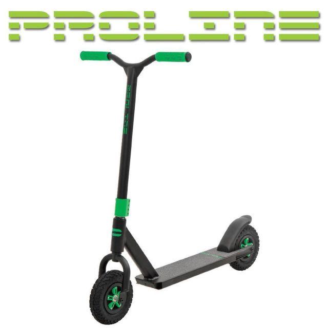Proline Dirt Series Scooter Black/Green