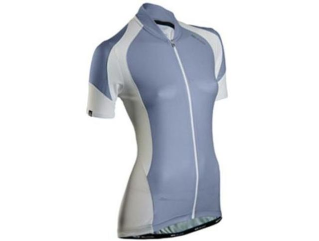 Sugoi RPM Womens Short Sleeve Jersey -Grey  S