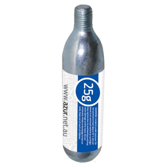 Azur CO2 25g Air Canister