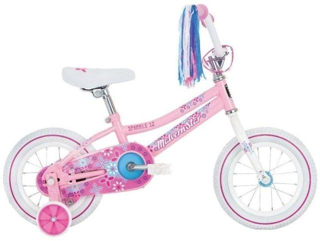 """12"""" Malvern Star Sparkle - Pink"""