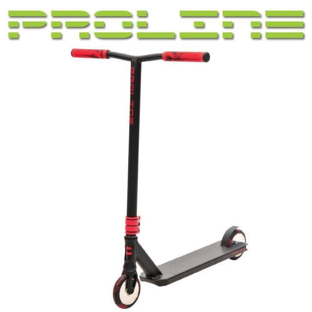Proline L3 Series Scooter Black/Red