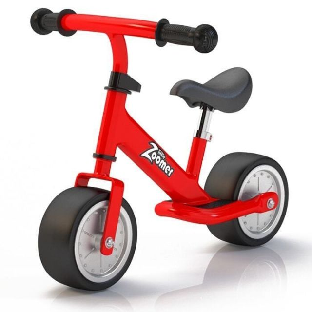 """10"""" Lil Zoomer Balance - Red"""