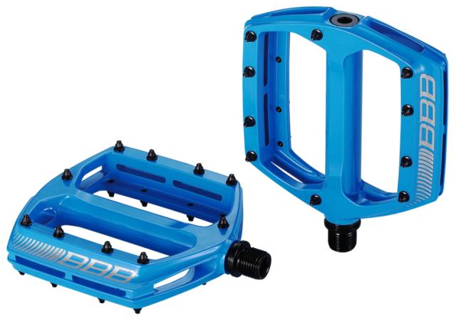 Pedal Mtb BBB Coolride -Blue