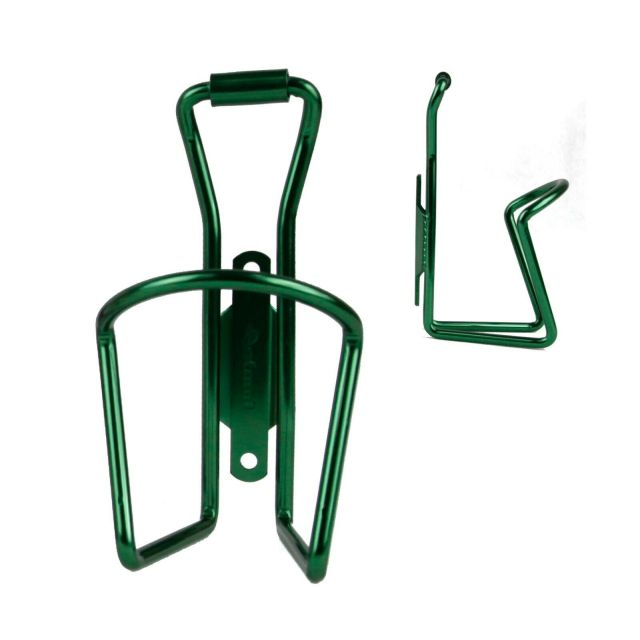 Pro Series Alloy Bottle Cage - Green