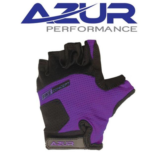 Kids Bike Glove Purple