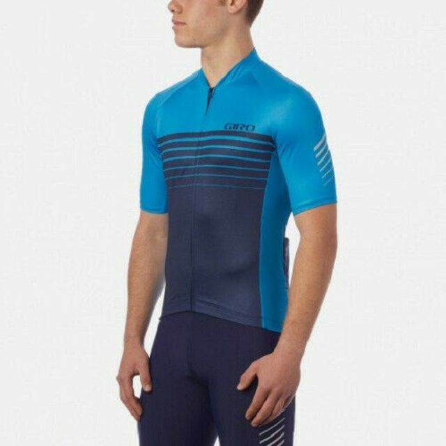 Giro Chrono Expert Jersey - Blue 6 String 1