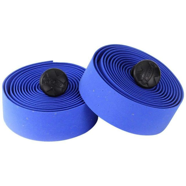 RavX Corkwrap Bar Tape - Blue