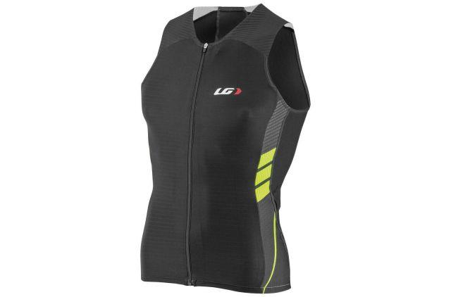 Louis Garneau Carbon Tri Short Sleeve Womens Jersey