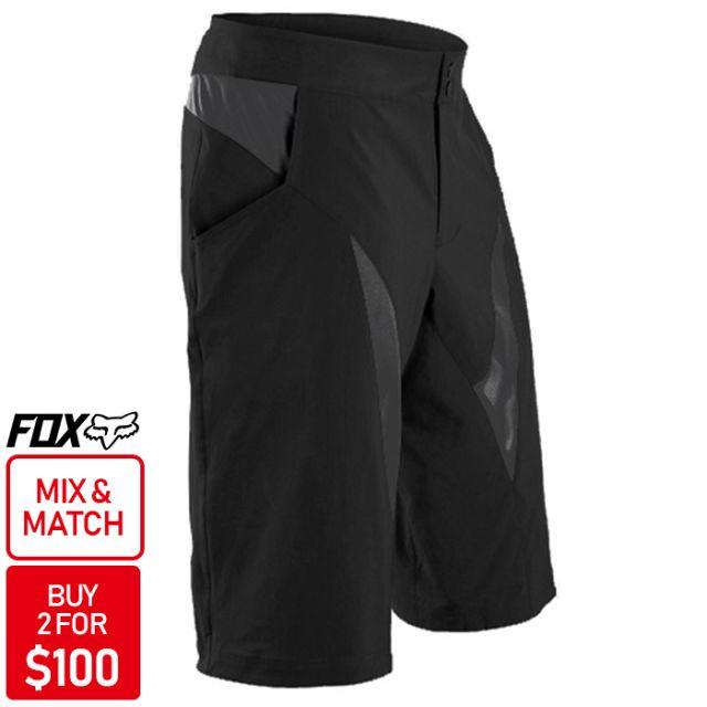 Sugoi EvoX Shorts [Colour: Black] [Size: 2XL]