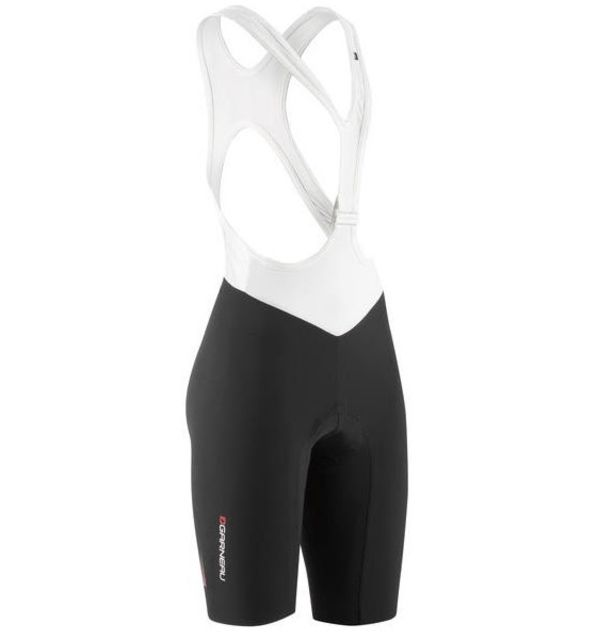 Louis Garneau Course Race 2 Womens Bib Shorts -Blac