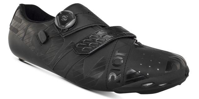 Bont Riot+ Shoes Black 1