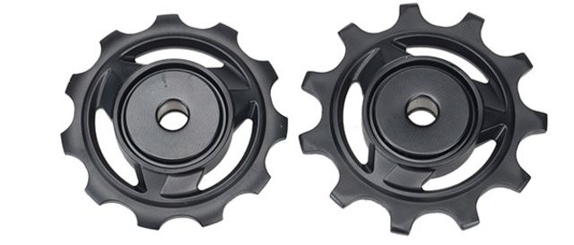 Rear Derailleur Shimano R9100 Pulley Set 1 Pair