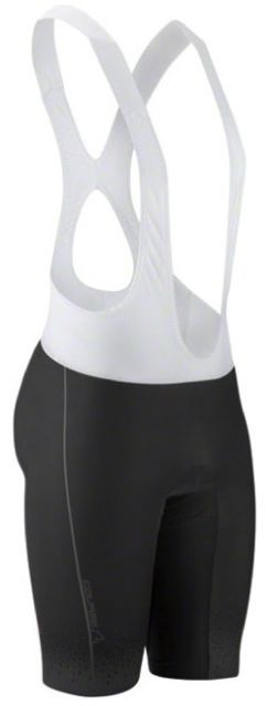 Louis Garneau Course Race 2 Bib -Black/White  L